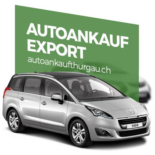 Autoankauf Export Thurgau